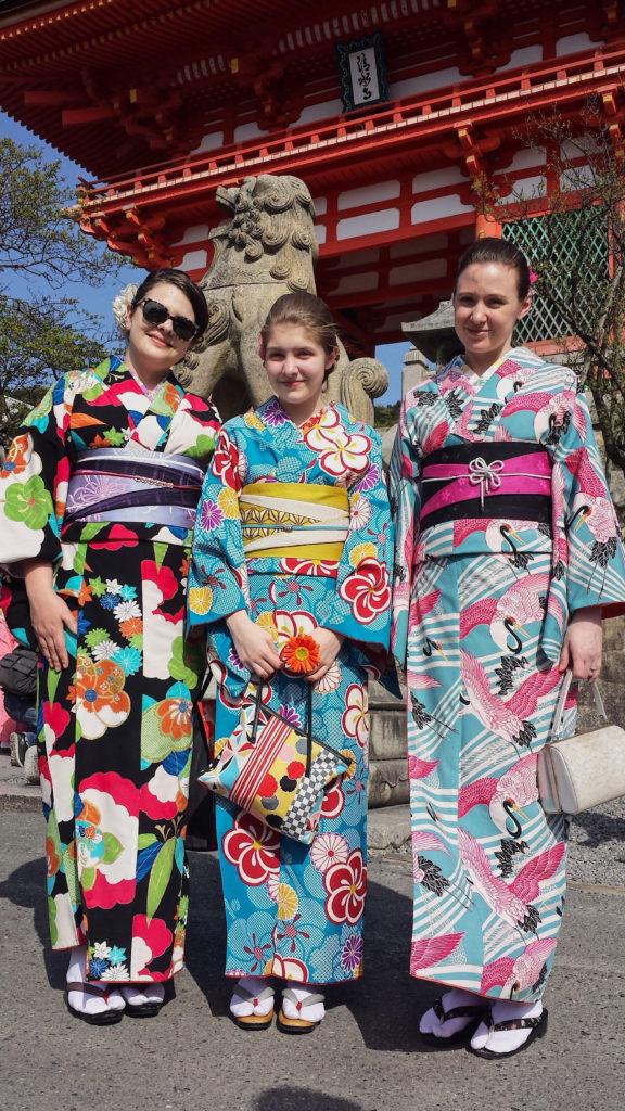 Okamoto Kimono Rental Kyoto