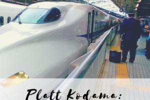 Platt Kodama Discount Shinkansen Travel Japan