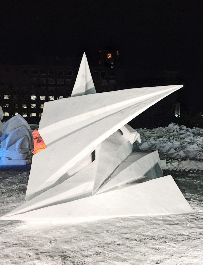 sapporo snow festival japan